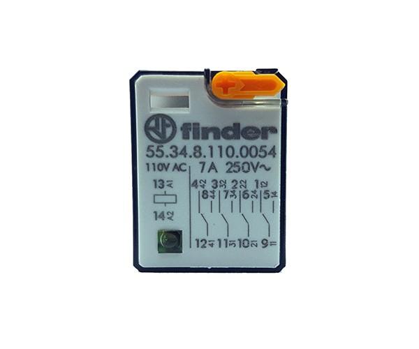 رله فیندر 14 پایه 55.34.8.110.0054