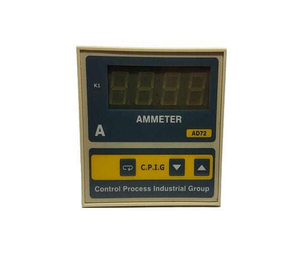 آمپرمتر CPIG مدل AD72