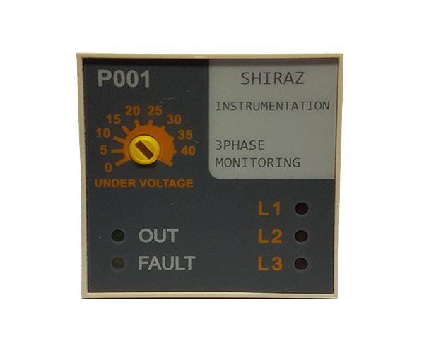 کنترل فاز C.P.I.G مدل P001