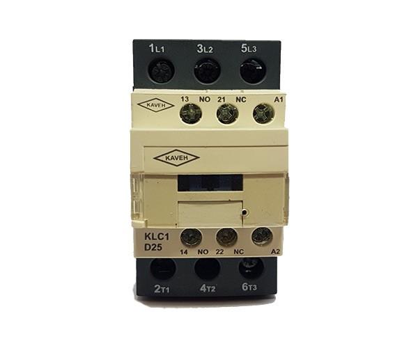 کنتاکتور کاوه مدل KLC1-D2511