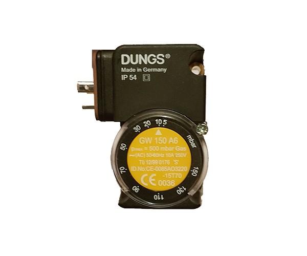 پرشر سوئیچ  DUNGS مدل GW 150 A6