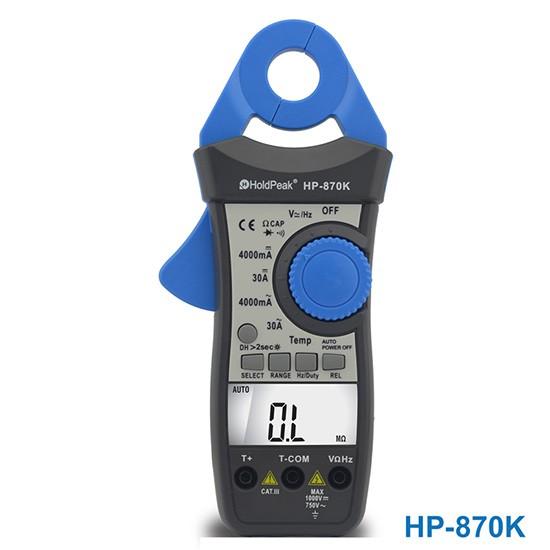 کلمپ متر حساس هولد پیک AC , DC مدل 870K