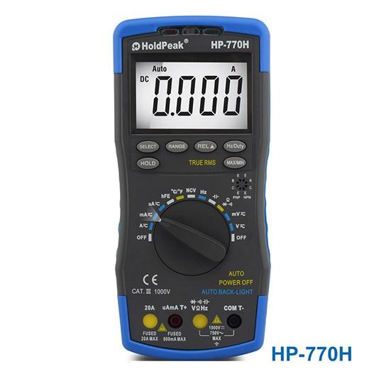 مولتی متر پیشرفته هولد پیک مدل HP-770H