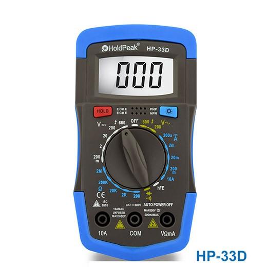مولتی متر هولد پیک مدل HP-33D