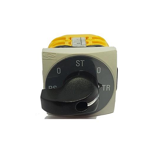 کلید گردان کاوه تبدیل ولت چهار حالته 16 آمپر